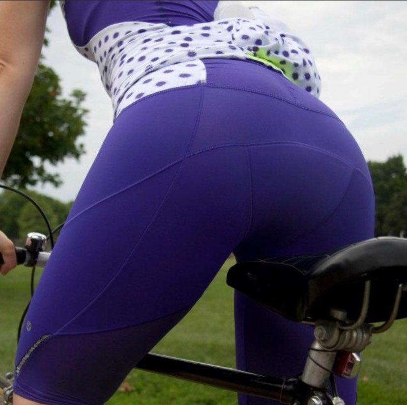 Lululemon Presta Padded Cycling Short