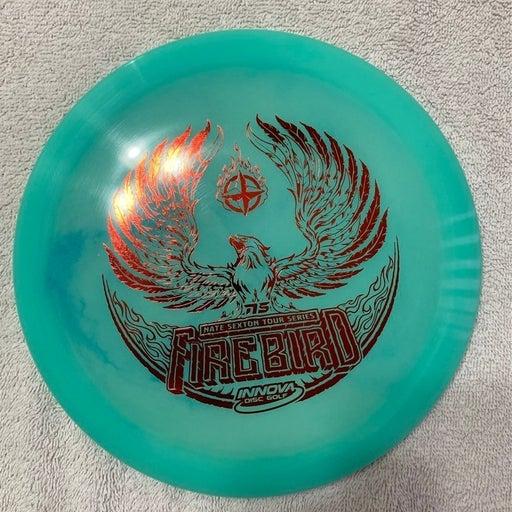 2021 Nate Sexton Glow Firebird