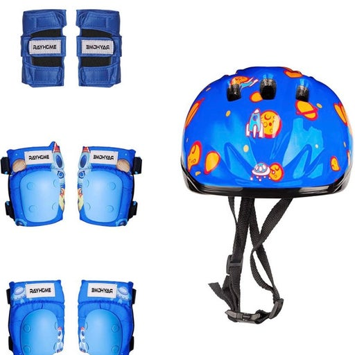 Sports Protective Gear Set