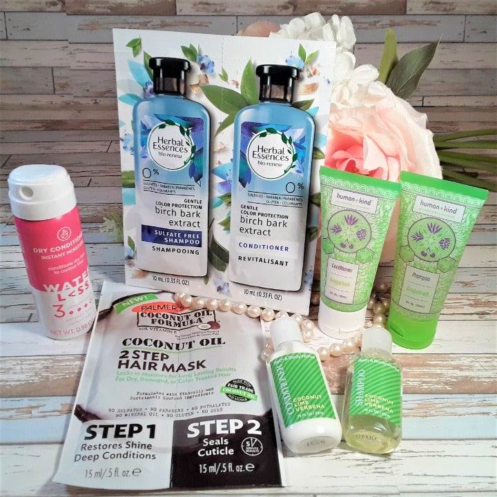 Haircare Sample Bundle Shampoo/Condition