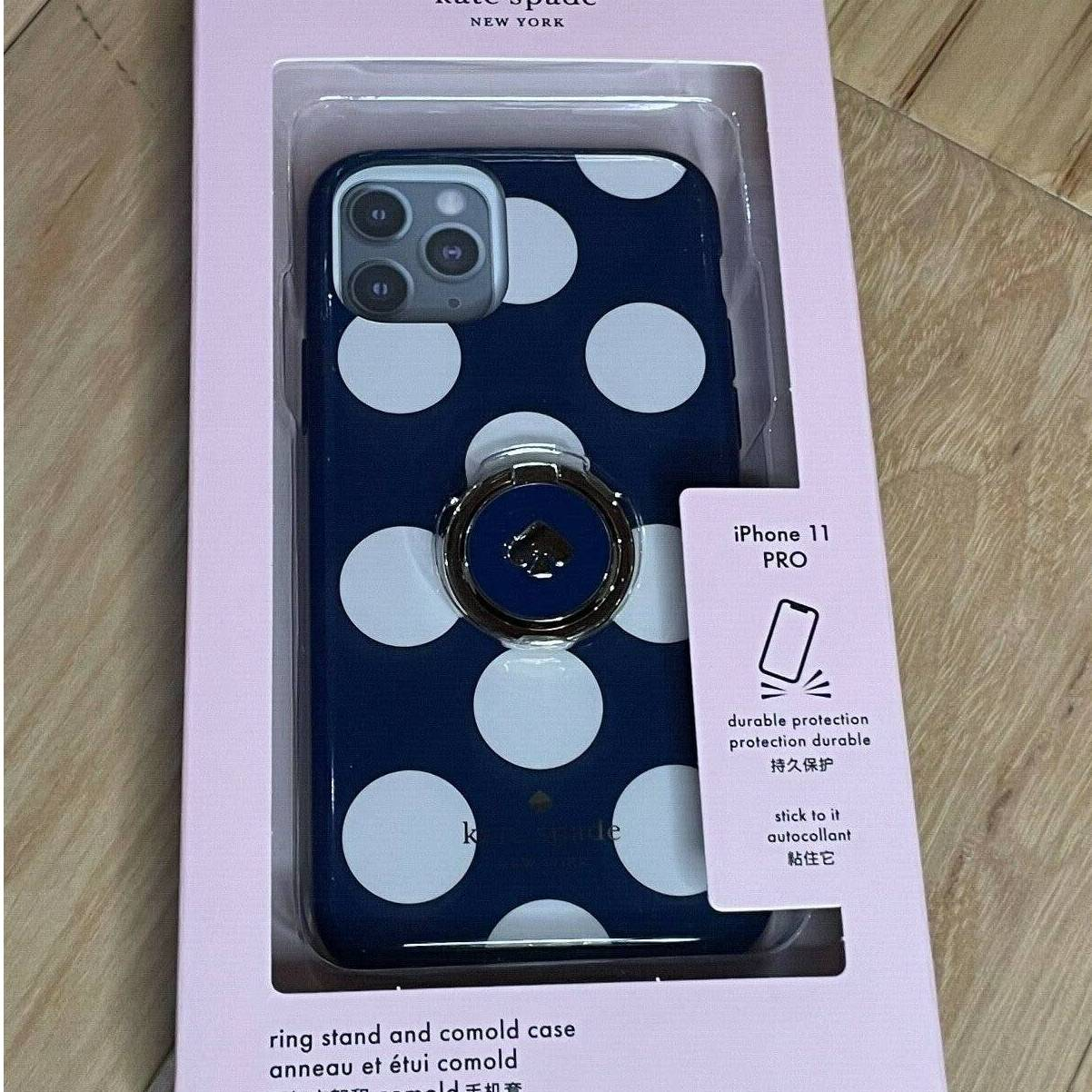 Kate Spade iPhone 11 Pro Ring Stand Case