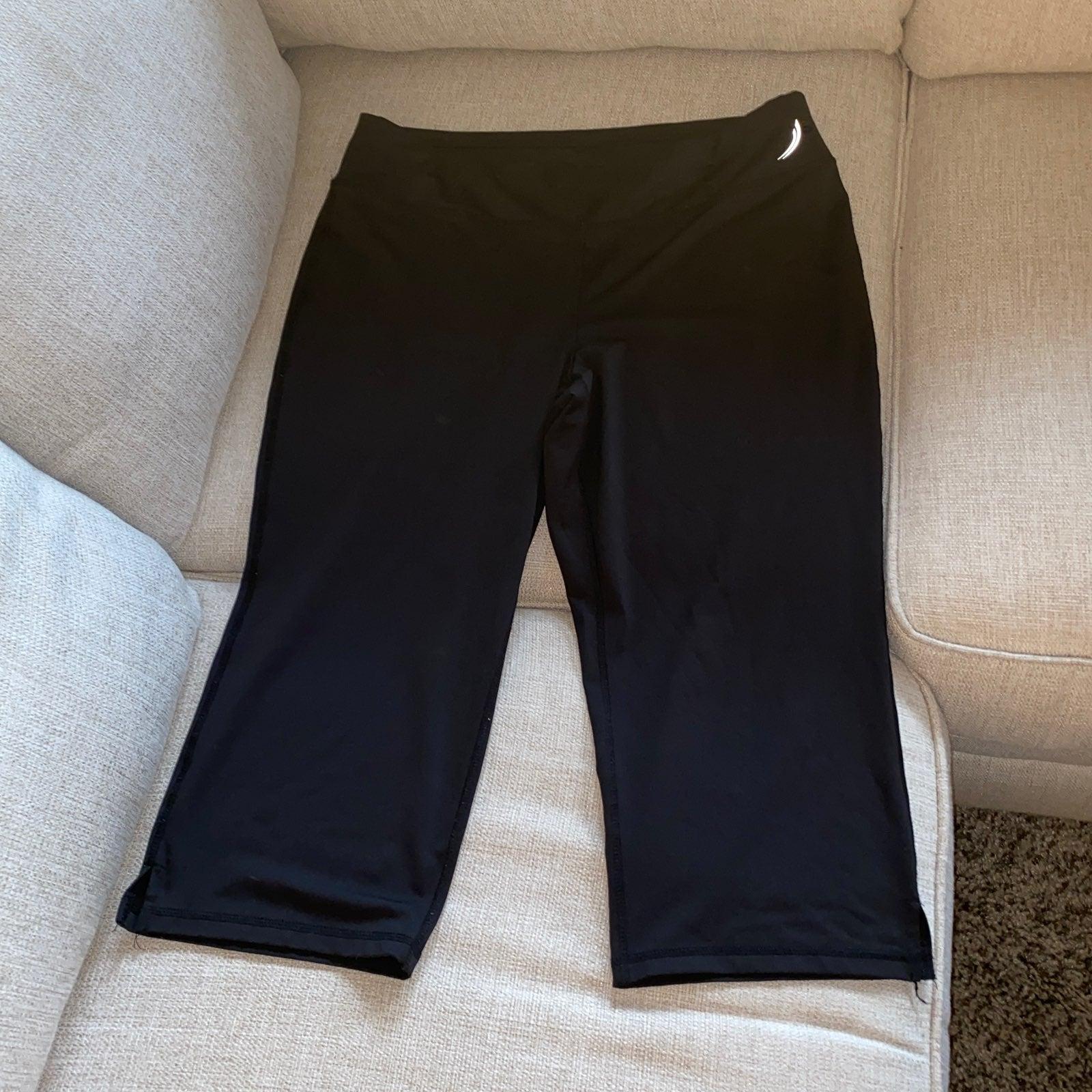 Women's athletic pants XL