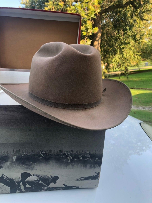 Vintage Resistol Western Hat 6 3/4 XXX