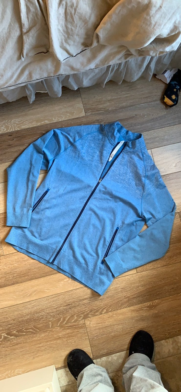 Mens XL full zip jacket