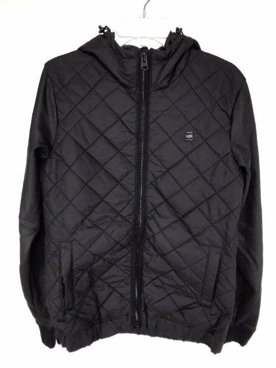 G Star Raw Ackoy Hooded Overshirt Jacket