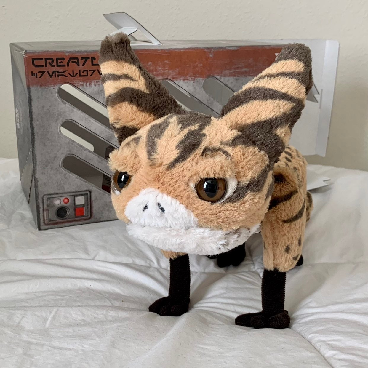 Loth Cat from Galaxy's Edge