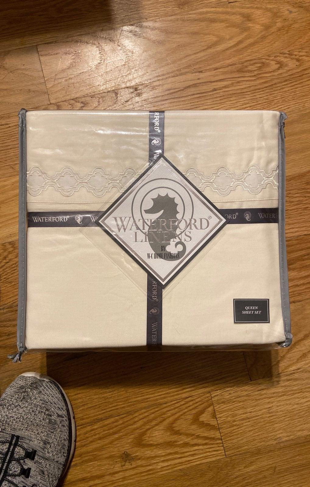 Waterford Queen Sheet Set