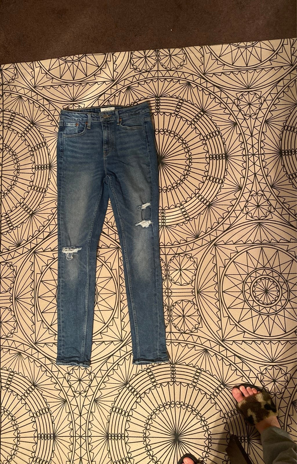 Levi's Jeans High Rise Skinny