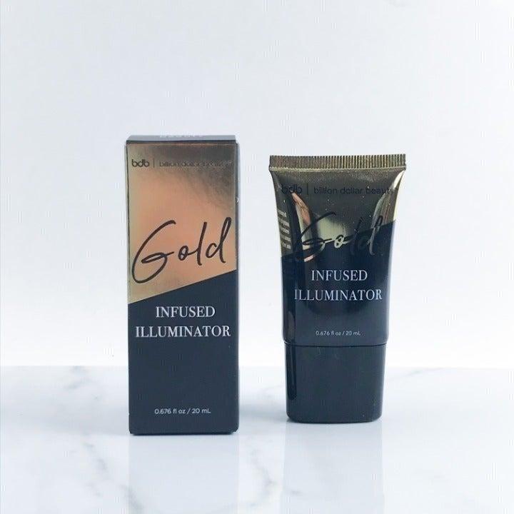 Billion Dollar Beauty Gold Infused