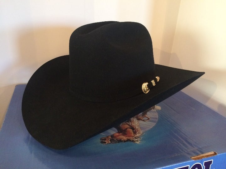 Like New Resistol Rare Limited Edition-George Strait Hall of Fame Cowboy Hat