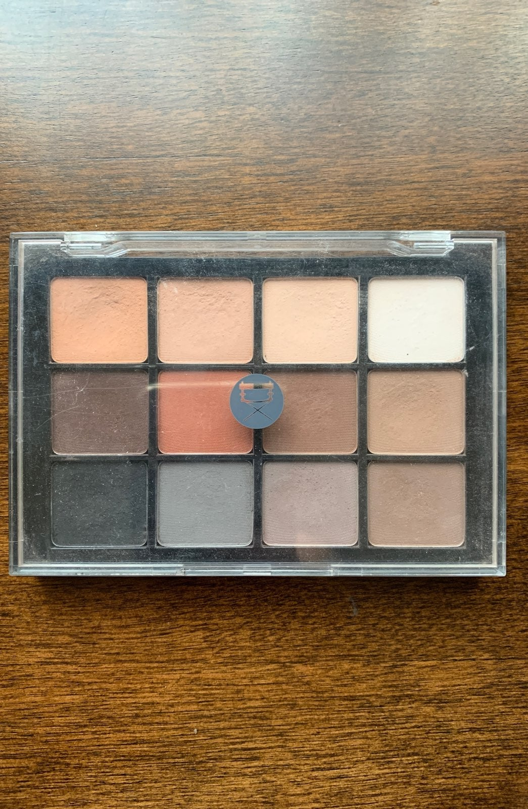 Viseart Neutral Matte Eyeshadow Palette