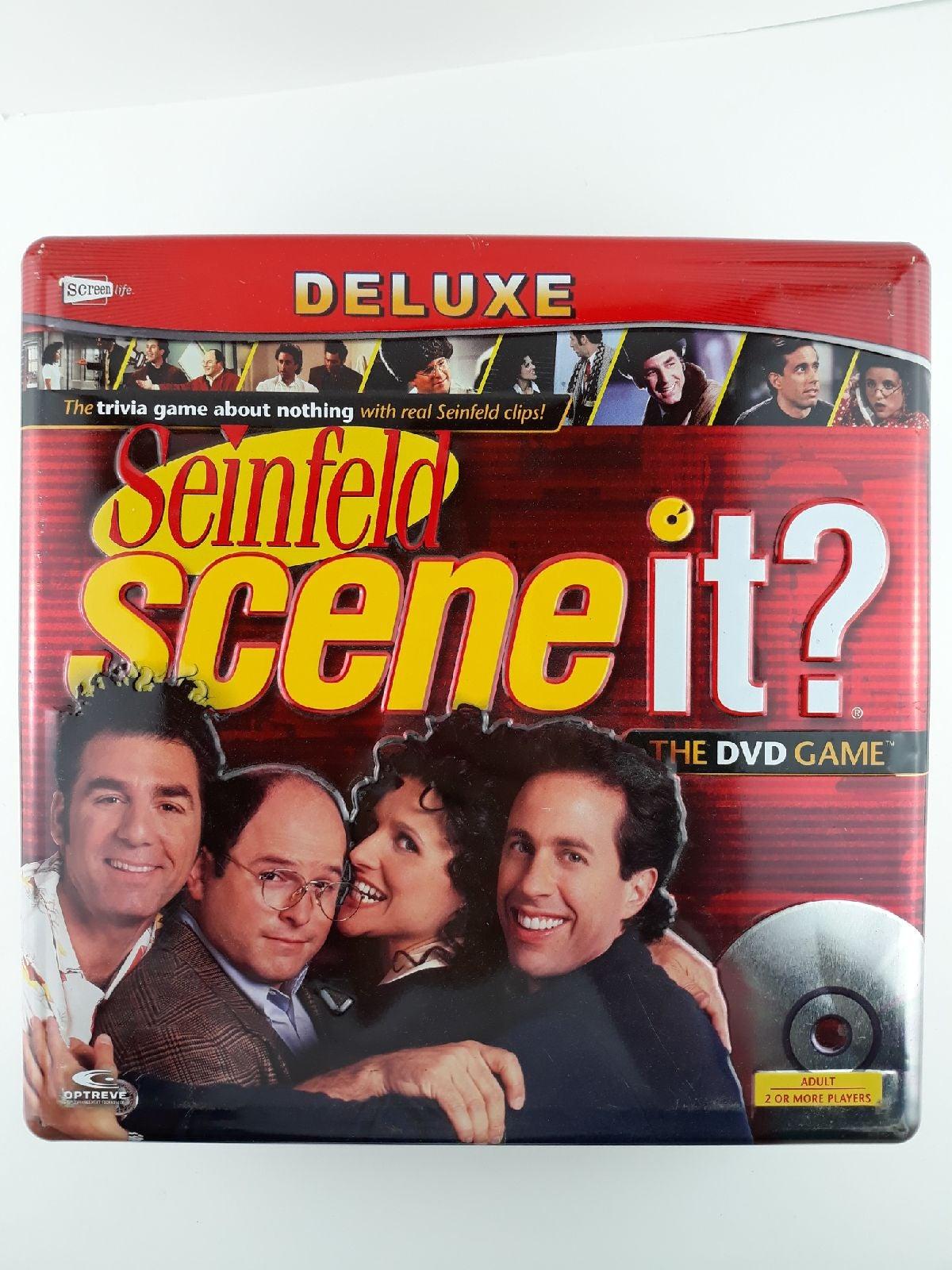 Seinfeld Scene It? The DVD Game