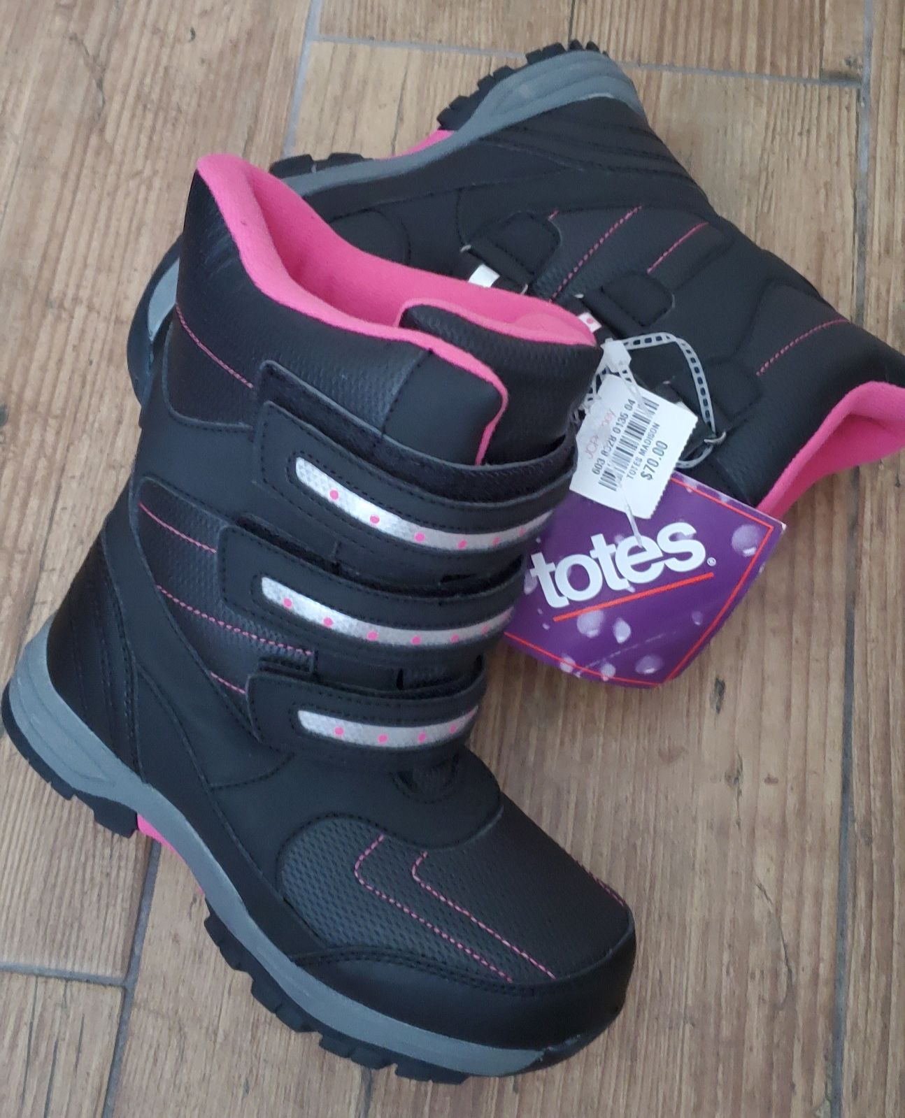 Totes Snow Boots - Girls