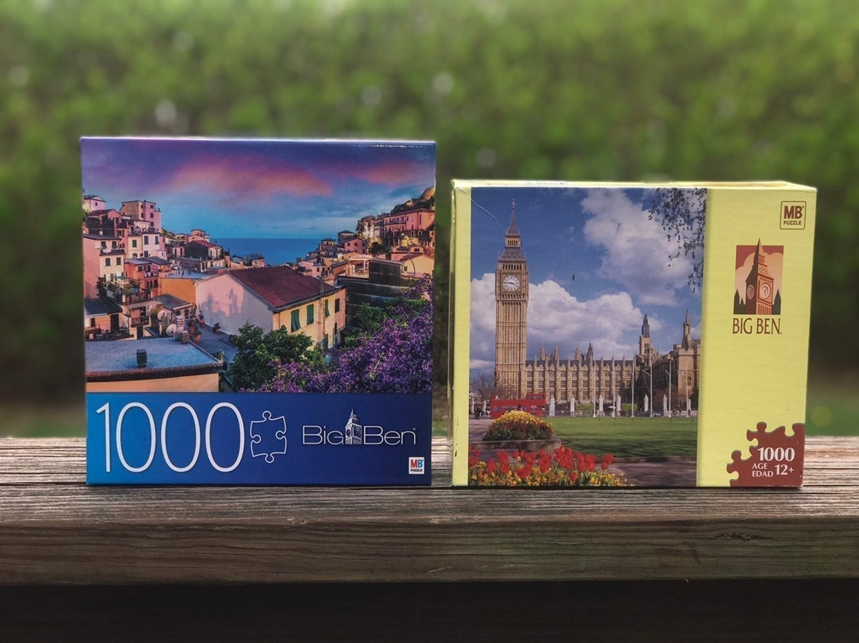 NEW Jigsaw Puzzles 1,000 Pieces