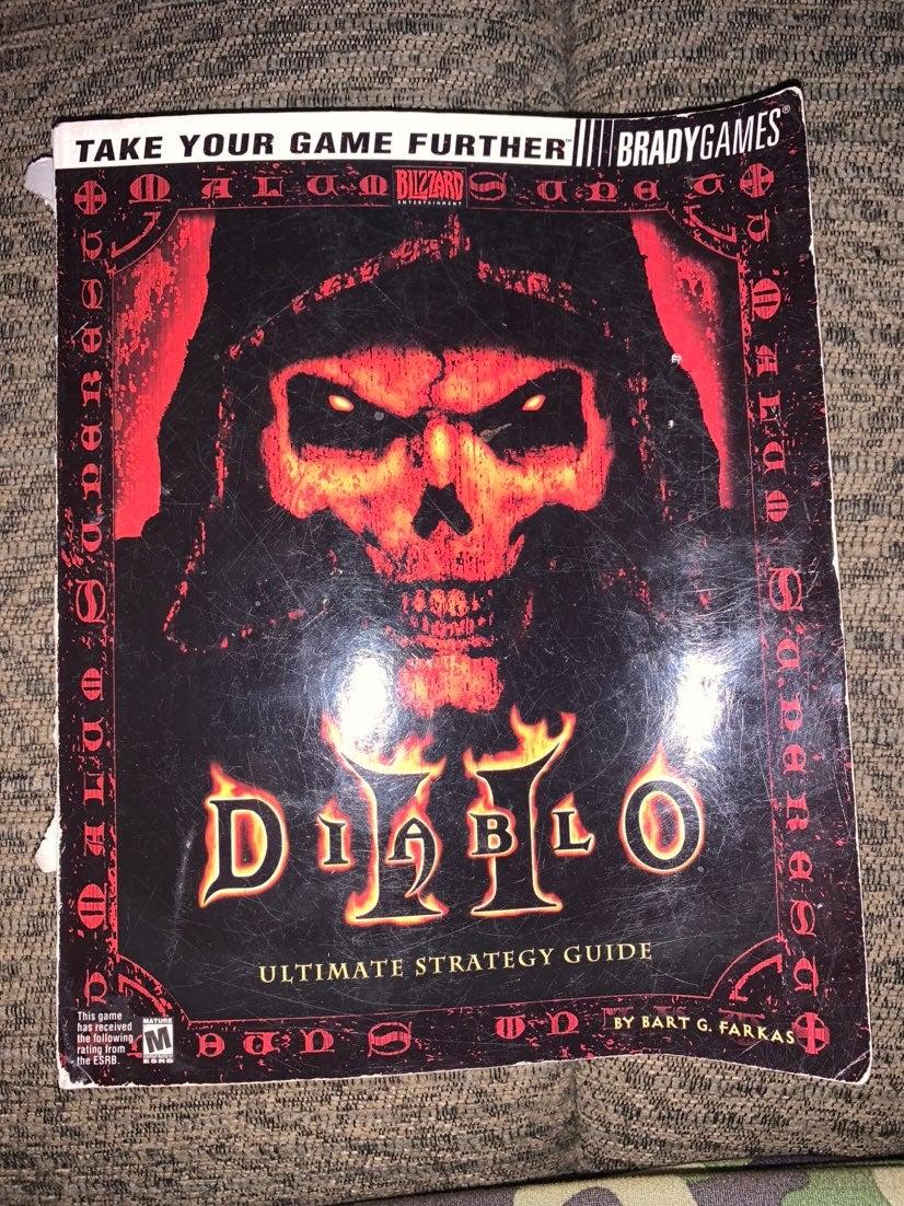 Diablo 2 Ultimate Strategy Guide