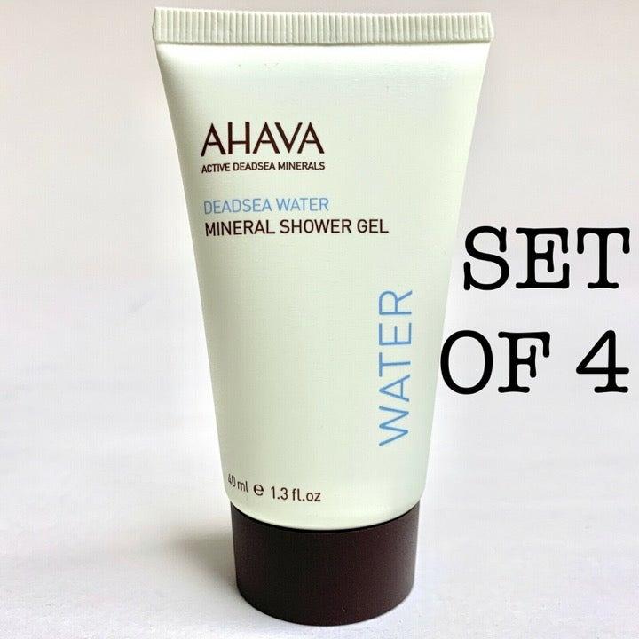 Ahava Deadsea Water Shower Gel Lot