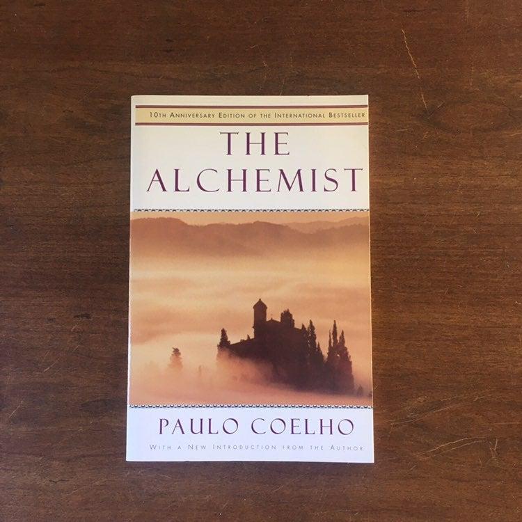 """Paulo Coelho """"The Alchemist"""""""