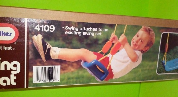 Little Tikes Swing Seat 4109 Vintage