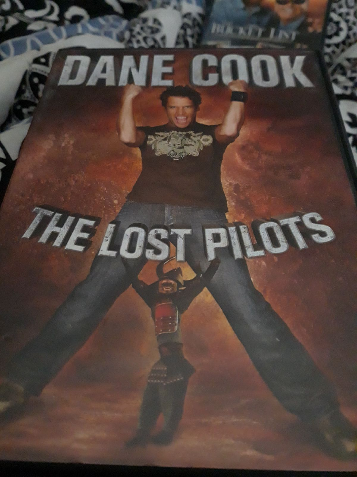dvd movies / Dane Cook Comedy