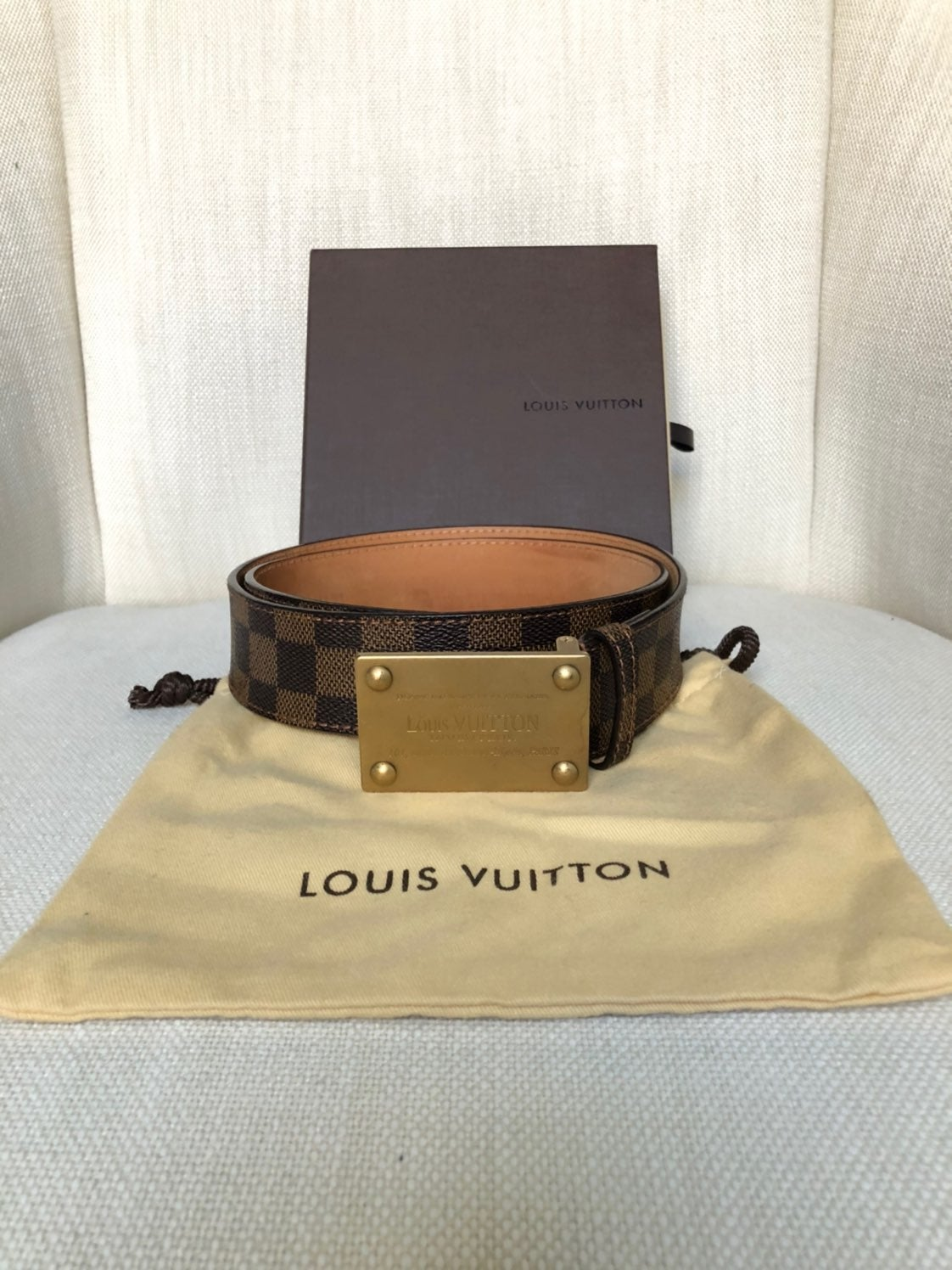 LV MEN'S NEO INVENTEUR REVERSIBLE