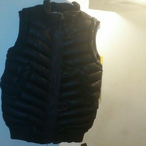 Men's Bubble Puffer Vest Coat