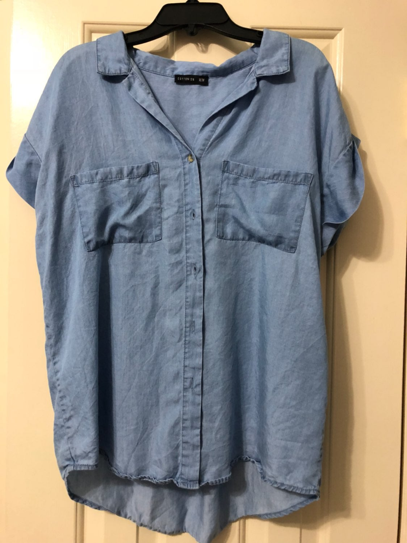 FINAL PRICE Cotton On Button Down Shirt