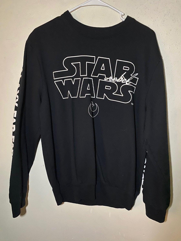 Star wars crew neck sweater