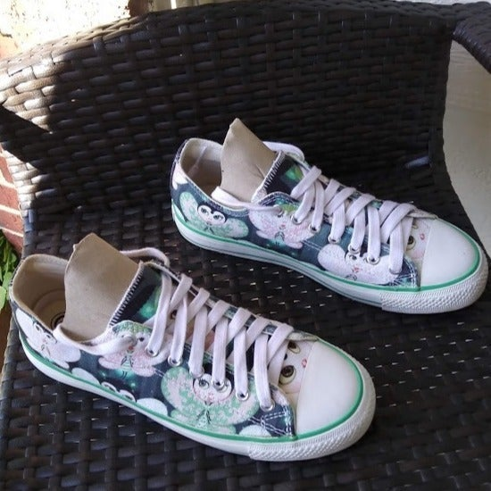 TOOKATA PEOPLE LACE-UP SNEAKERS