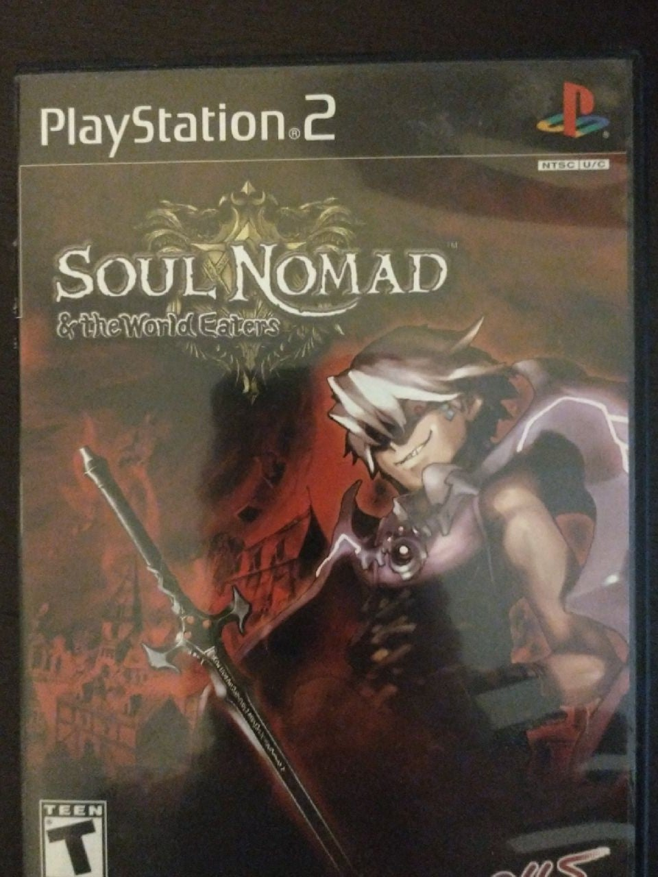 Soul Nomad & the World Eaters on Playsta