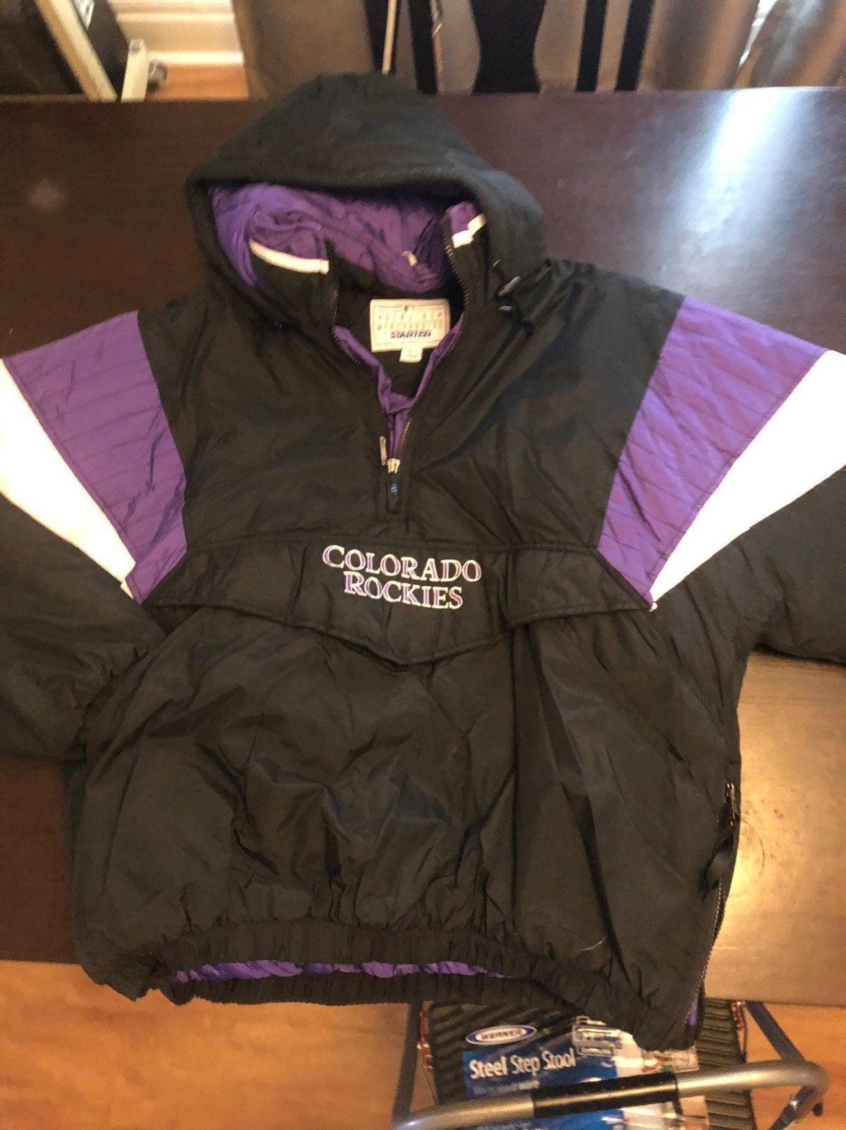 Starter Rockies Jacket