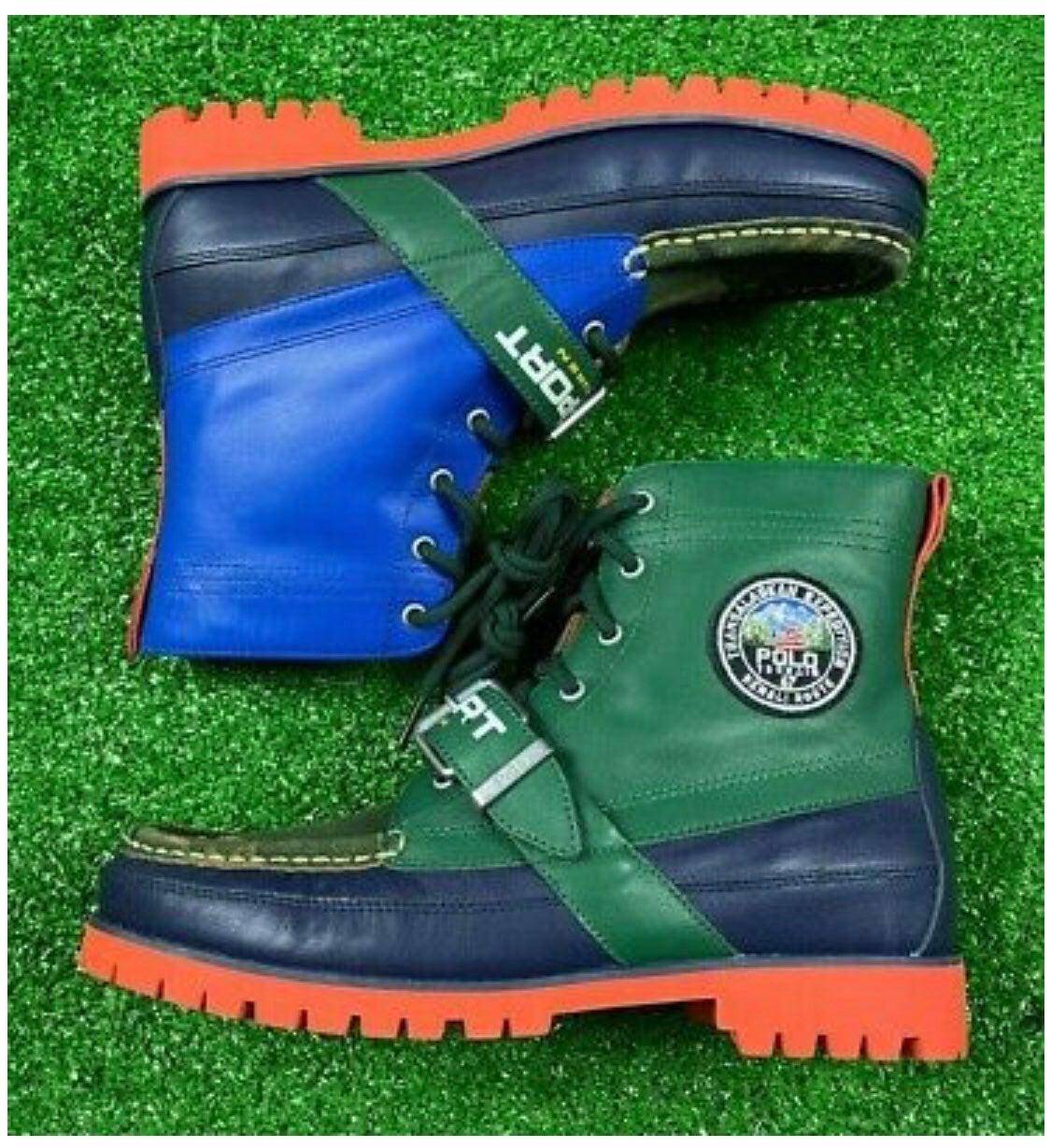 Polo Sport Ralph Lauren Ranger Boots