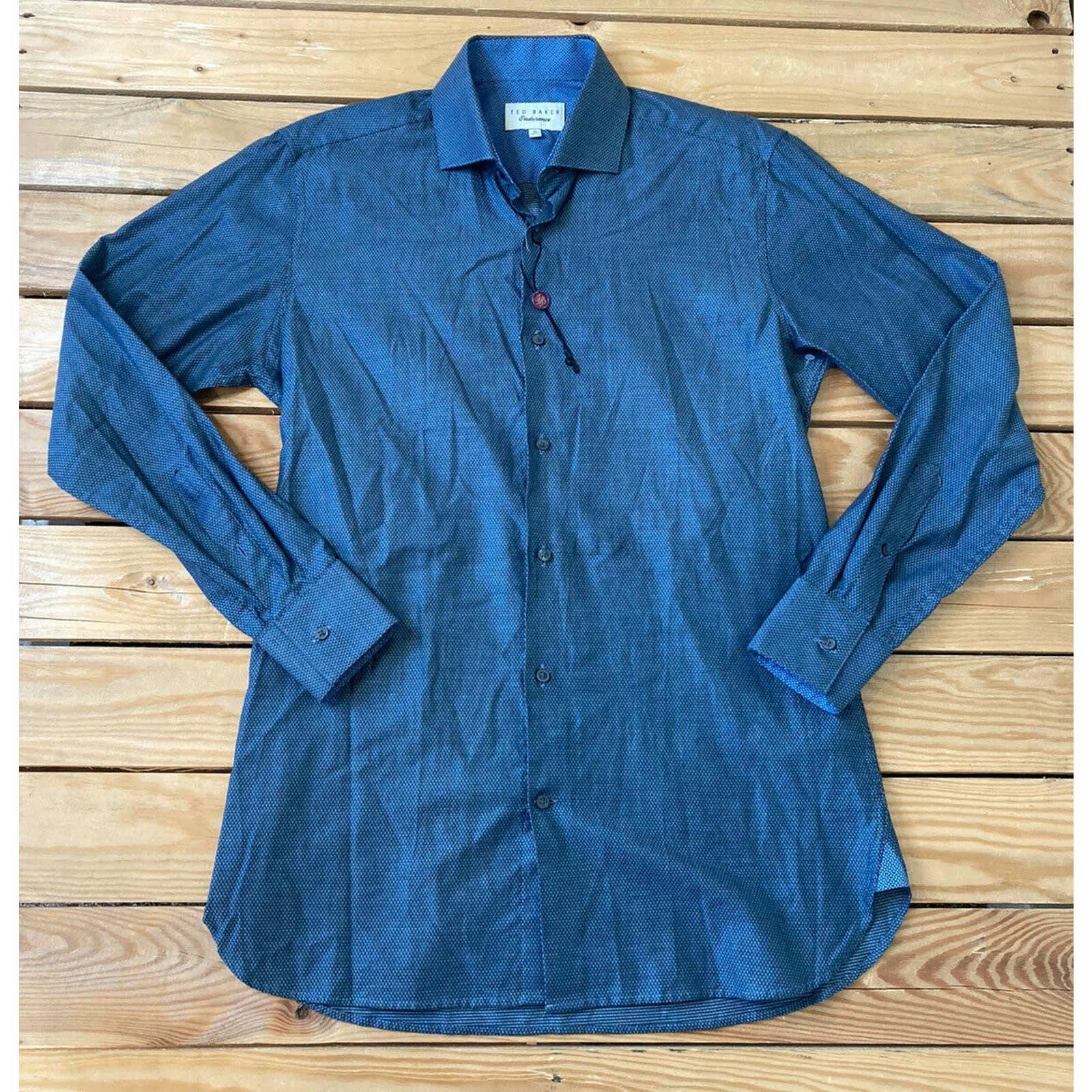 NWOT Ted Baker endurance Button Up Shirt