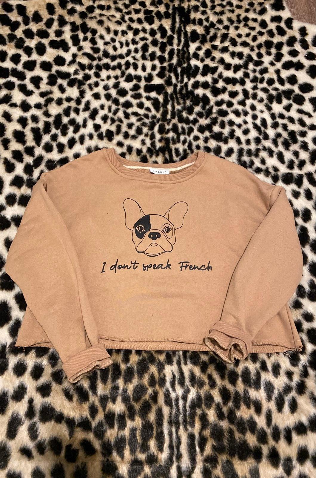 Frenchie Sweatshirt