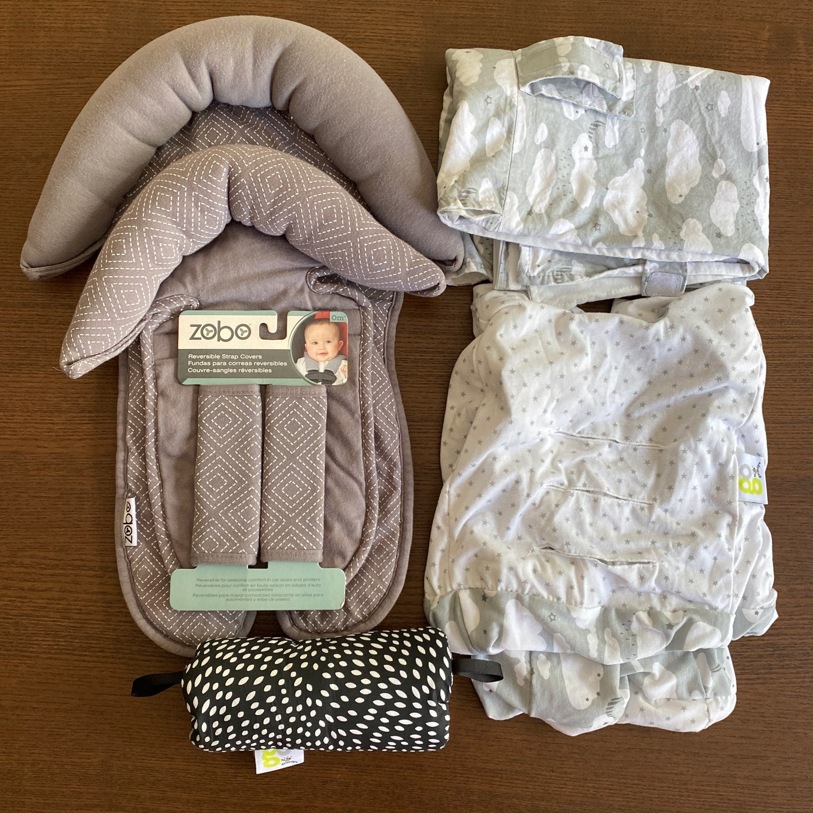 Infant Carseat Accessories Bundle