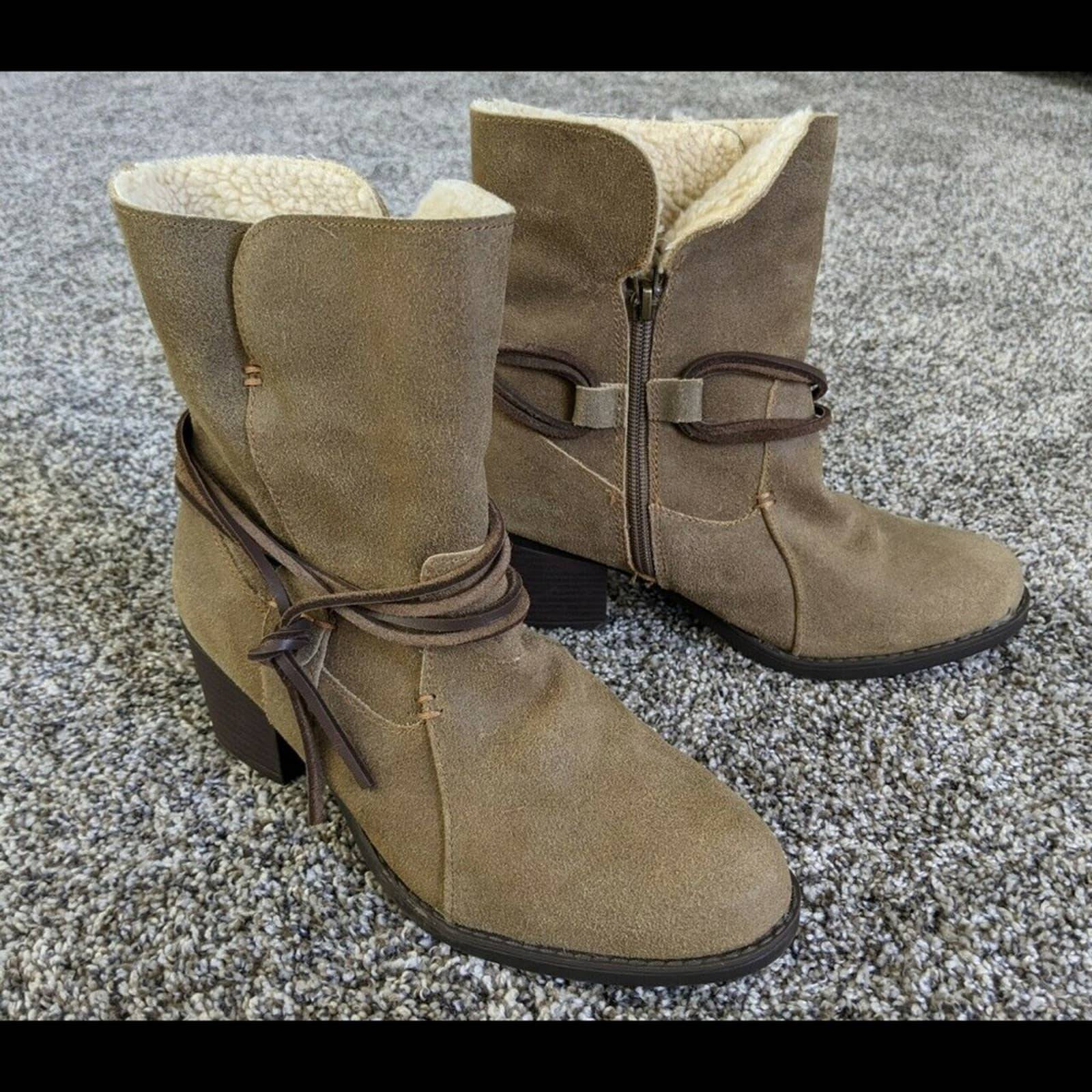 Eddie Bauer Louise Boots Size 7.5