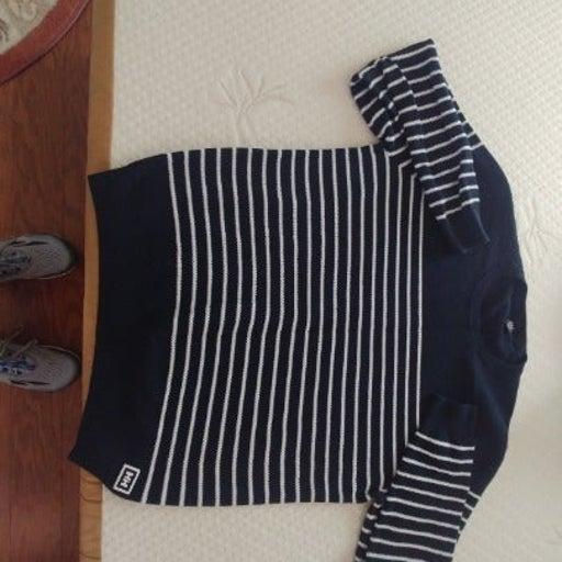 HH Men's Skagen Sweater, Navy, Size XL