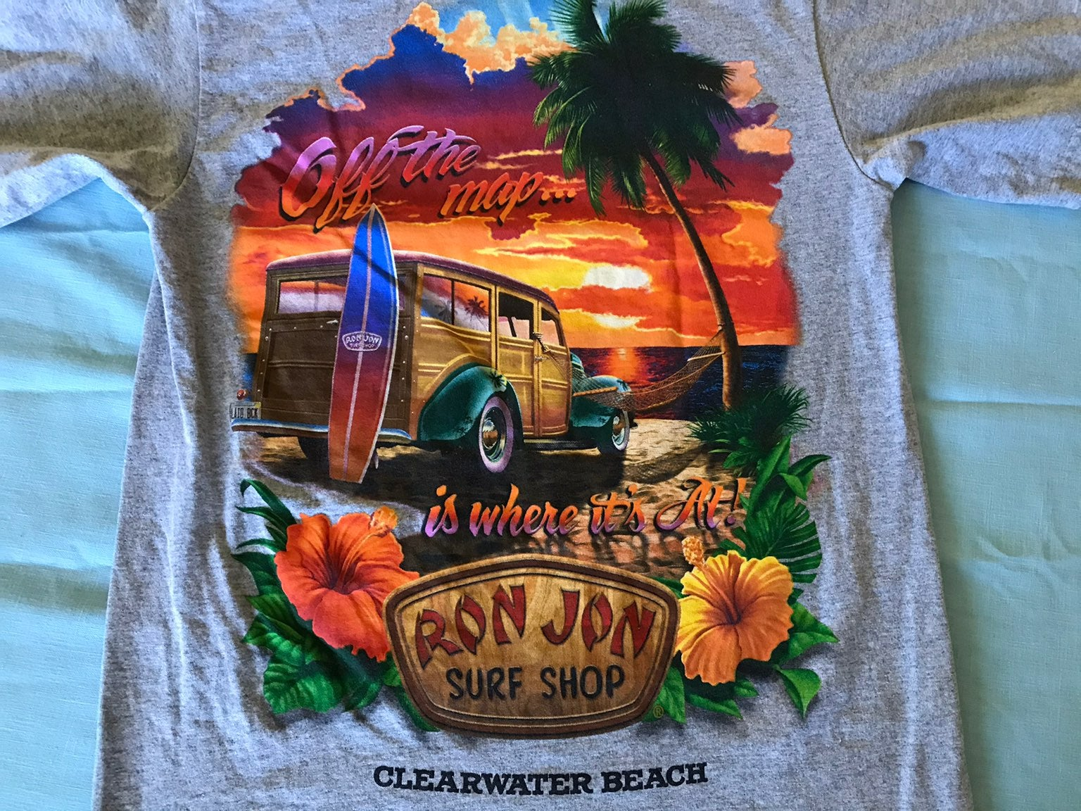 Ron Jon T shirt Small