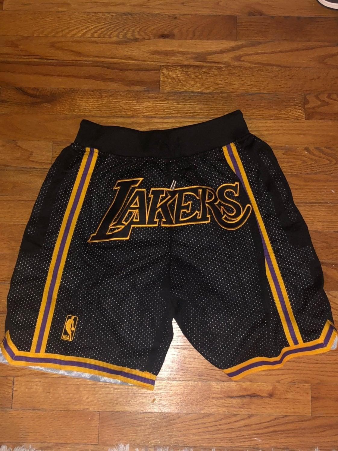 Los Angeles Lakers Shorts XL