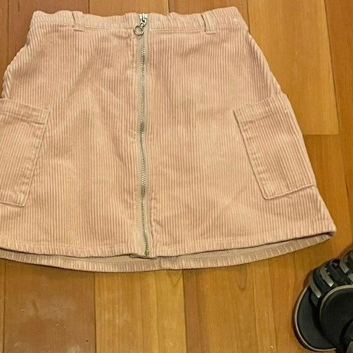Girls Cordoury Skirt from Denim CO