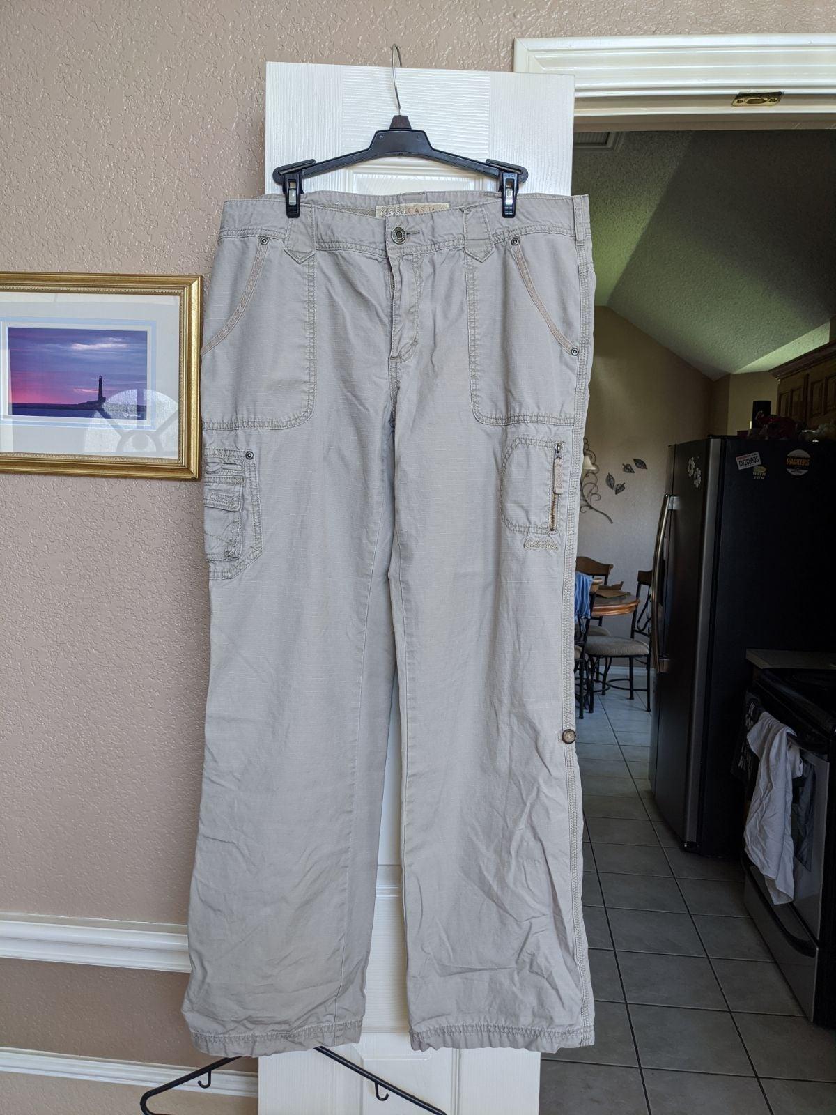 Cabela's casuals sz 12 Pants