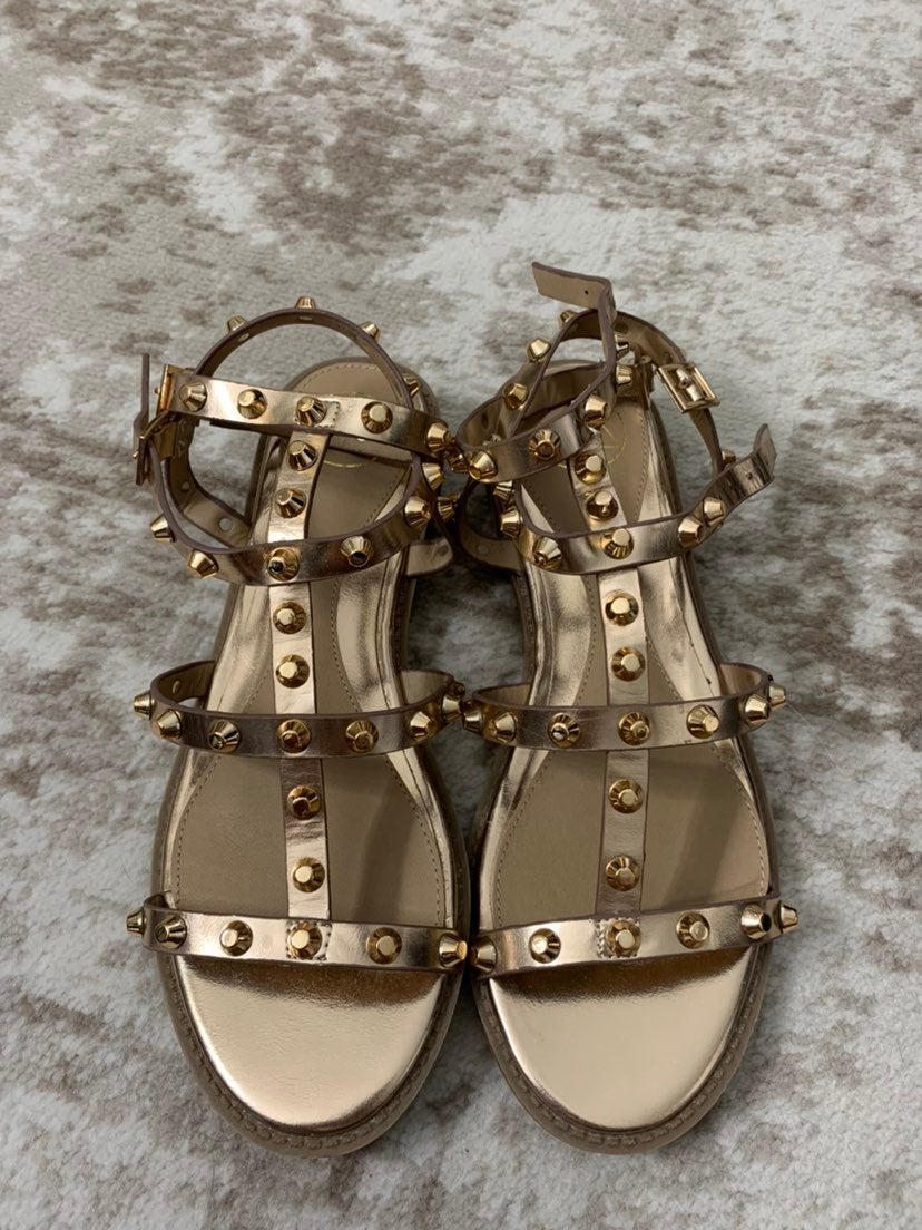 Missguided studded sandals
