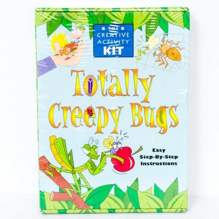 Totally Creepy Bug Creative Activity Kit