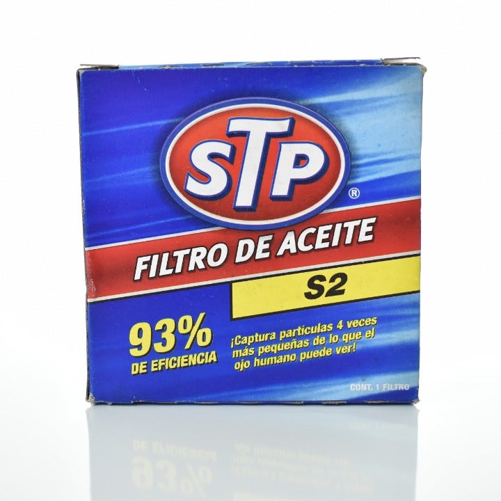 New STP S2 Oil Engine Filter In Original