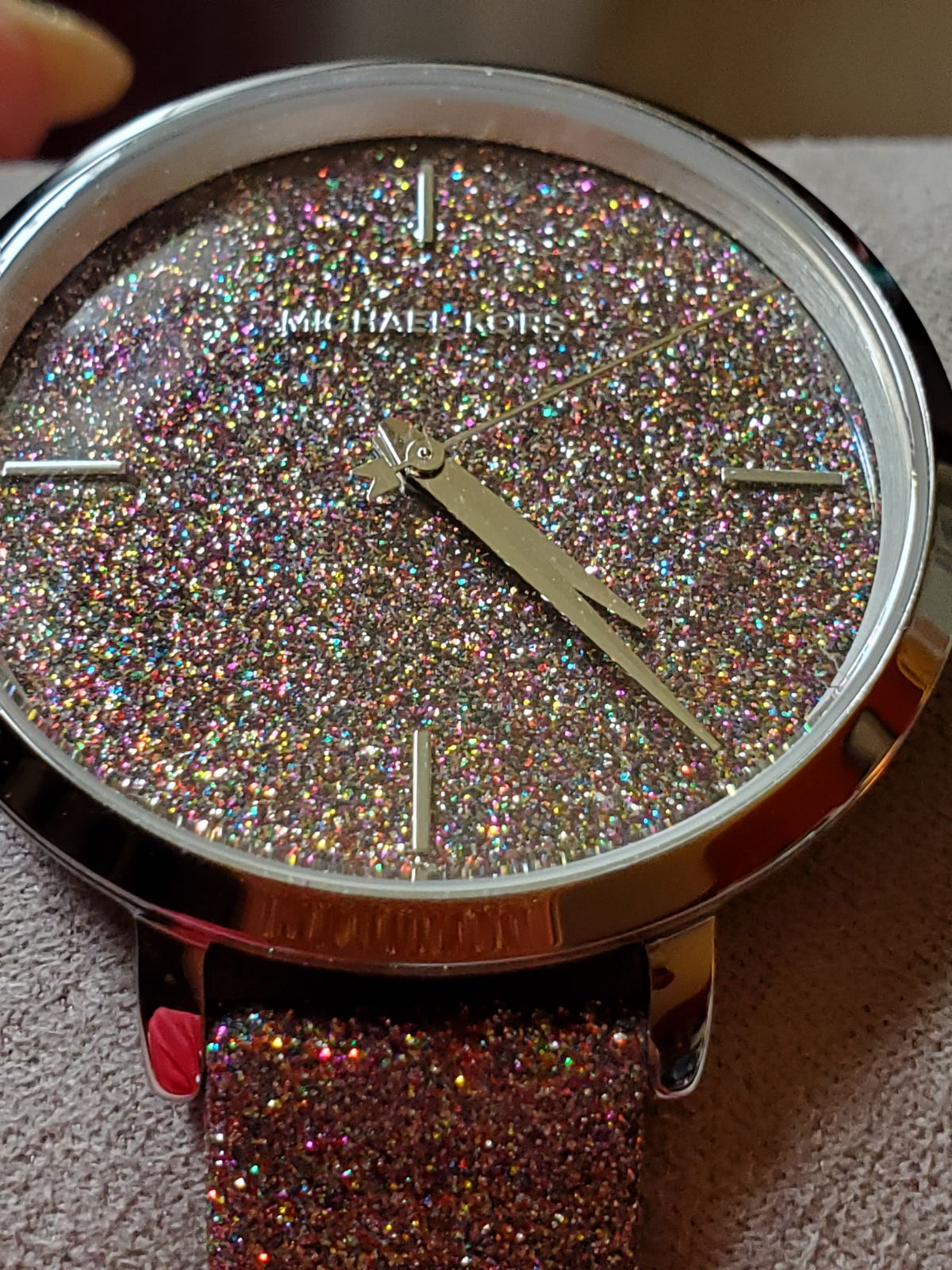 Michael Kors new multicolored watch