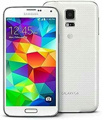 Samsung Galaxy S5 16GB At&t Mobile Phone