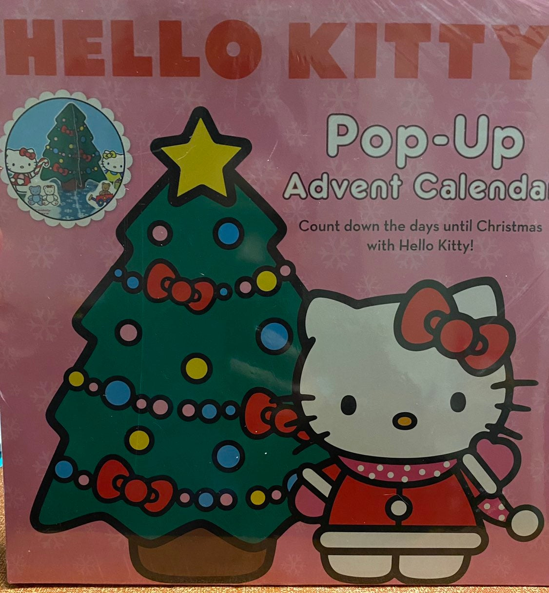 Hello Kitty Avent Holiday Calendar