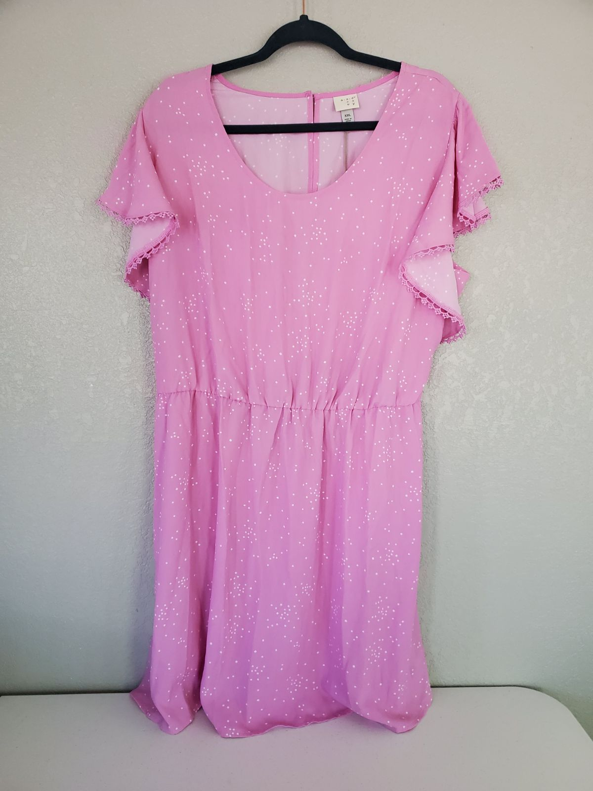 A New Day Pink Casual Dress