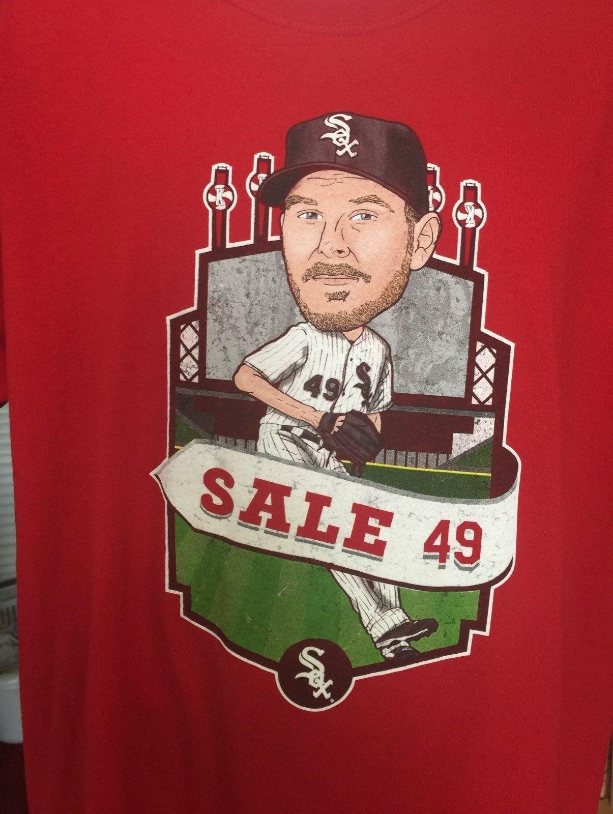 KC Red Sox. Sale 49 tee shirt