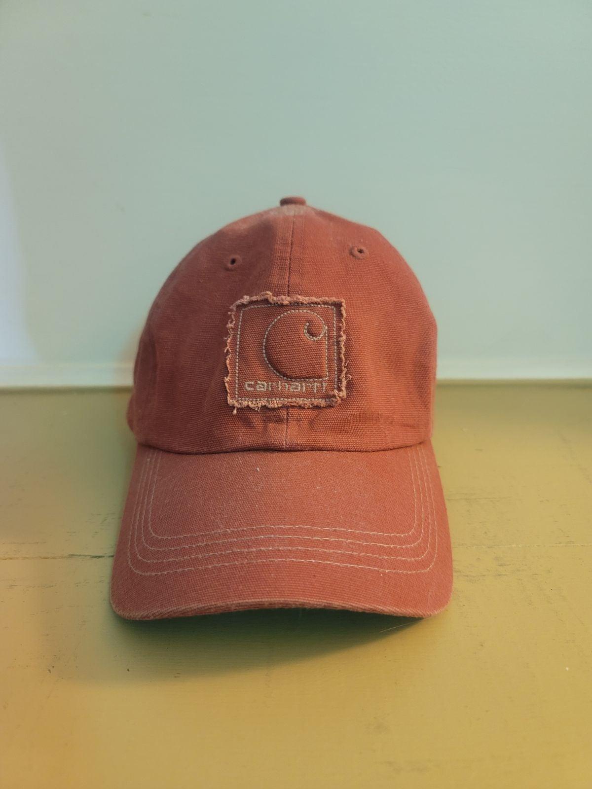 Cathartt Baseball Hat Velcro Adjustable
