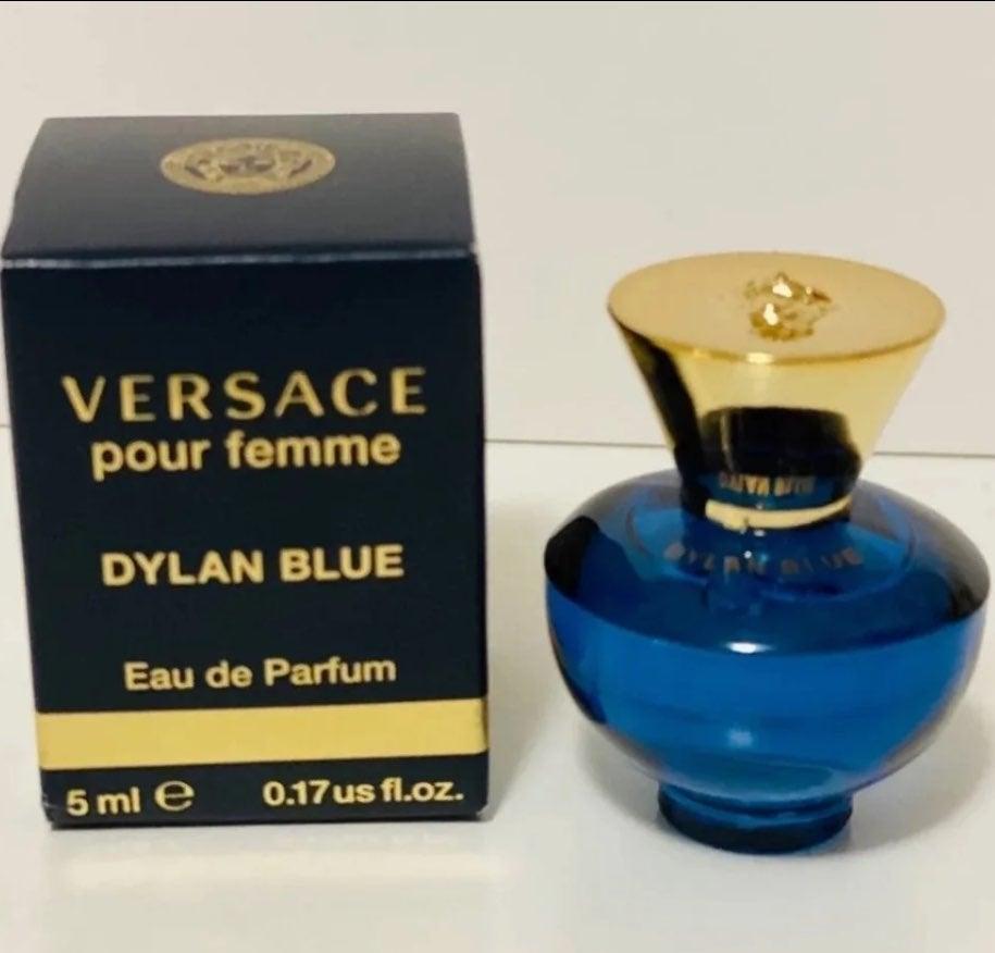 Versace Dylan Blue Pour Femme Perfume